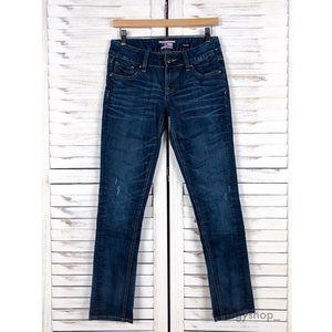 [Express] Rerock Skinny Embellished Pocket Jeans